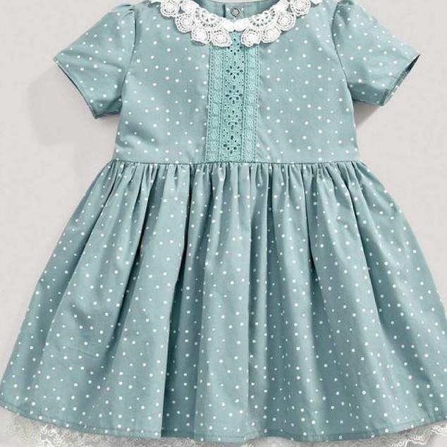 Pretty Spot Dress