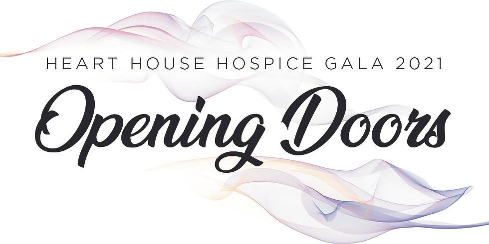 Heart House Hospice Gala 2022 - Opening Doors