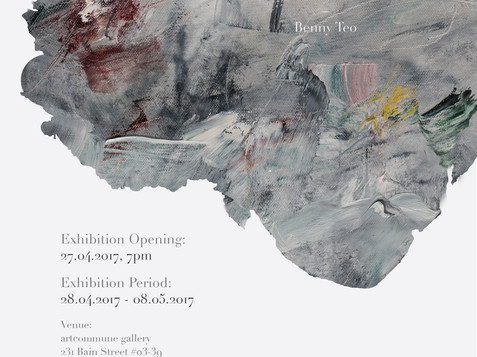 e-Invite. Artwork by Benny Teo; photography by Ken Cheong.