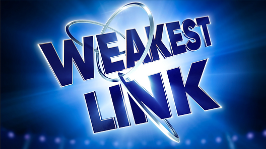 This macro-enabled version of Weakest Link is designed for up to 10 players, 8 rounds, and a final show down round. The host can input the player names at the beginning of the game while in the slideshow. This template needs no further editing, as it's designed to be the score board and game engine to compliment your own questions and answers you provide. Features include: multiple score keeping capabilities, sound effects and music, different round timers, correct/incorrect recognition, banking capabilities and total prize money.