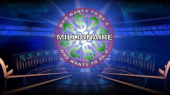Who Wants To Be A Millionaire Rusnak Creative FREE PowerPoint Games - Unique powerpoint who wants to be a millionaire game template design