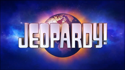 This macro-enabled version of Jeopardy is set up for up to 6 players or teams. The host can input the player or team names at the beginning of the game while in the slideshow. The template consists of 2 rounds with 6 categories of 5 questions each, plus a Final Jeopardy round. There is an option to include Daily Doubles in the game, which are randomly selected. Some of the features include: real time score for each player or team, adjust scores, sound effects, 5 second timer, input custom wagers for Daily Double and Final Jeopardy, and more.