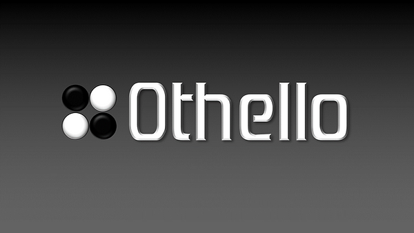 Othello, commonly known as Reversi, has been a classic 2 player board game of strategy on an 8 x 8 board. Players take turns placing a disc down that captures at least one of their opponents discs, causing them to flip over to the player's color. The goal of Othello is to have the most discs flipped over to your color when all the discs have covered the entire board. Othello now comes with a player assist option which highlights the allowable moves for those who are unfamiliar with the game. Grab a friend and see who can outwit the other in Othello!