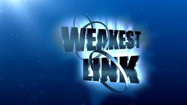This macro-enabled version of Weakest Link is designed for 9 players, 8 rounds, and a final show down round. The host can input the player names at the beginning of the game while in the slideshow. This template needs no further editing, as it's designed to be the score board and game engine to compliment your own questions and answers you provide. Features include: multiple score keeping capabilities, sound effects and music, different round timers, correct/incorrect recognition, banking capabilities and total prize money.