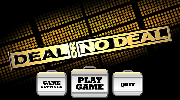 Deal or No Deal   Rusnak Creative FREE PowerPoint Games