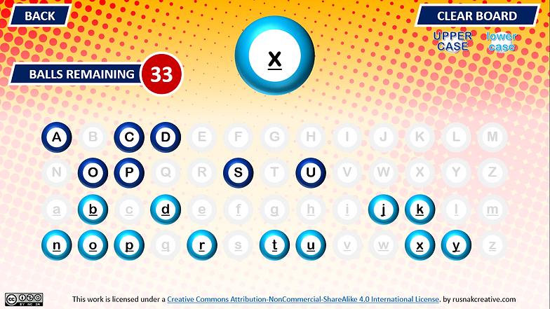 free bingo! powerpoint game template | rusnak creative, Modern powerpoint
