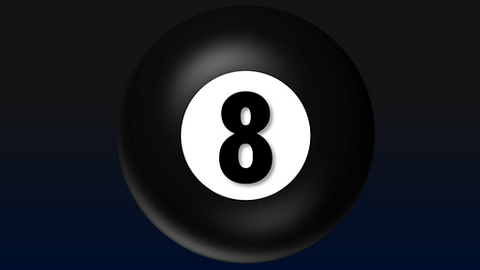 This is more of a toy than a game, but still a lot of fun. Ask your digital 8 Ball a Yes or No question, and then click the button to reveal it's response. All results are random, and customizable to your liking.