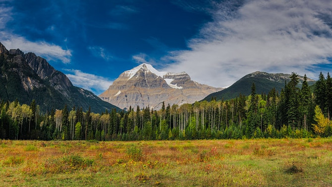 5 Highlights Of Visiting West Canada's Canadian Rocky Mountains