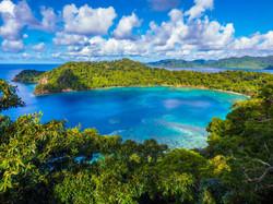 Matangi Island, Fiji holiday