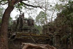 Preah Pithu Angkor Thom Cambodia
