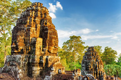 Temple of Bayon | Ehabla Travel