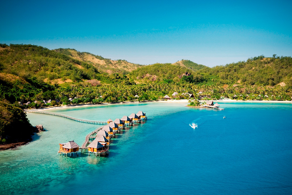 Likuliku Resort, Fiji | Over-water Bungalows