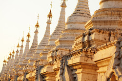 Kuthodaw Pagoda Myanmar EhablaTravel