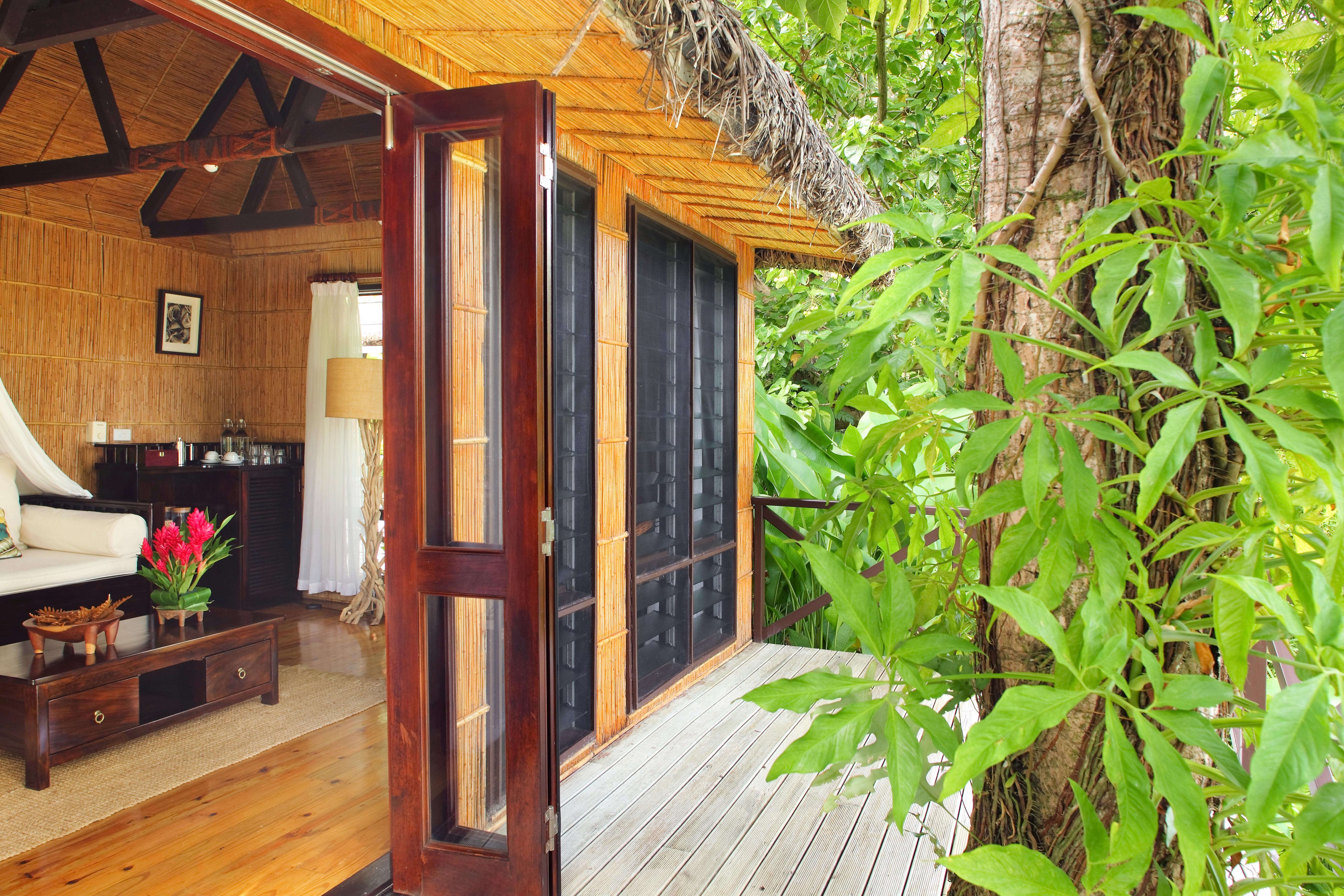 Matangi Resort Fiji Treehouse