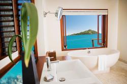 Likuliku Overwater Bathroom