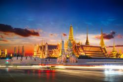 Wat Phra Kaew Bangkok Thailand Asia