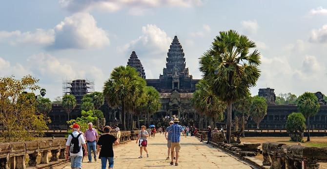 5 reasons to take The Cambodia Good Karma Holiday