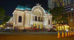 Opera House Saigon Vietnam