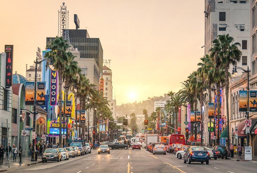 Sunset Boulevard USA Tours