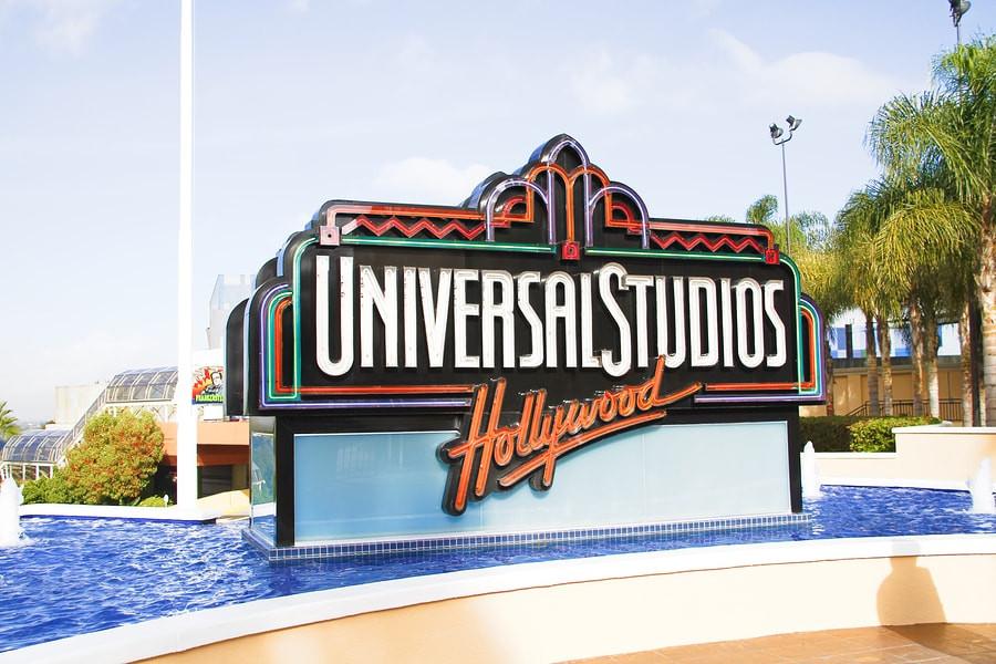 Universal Studio Hollywood Tours