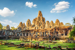 Temple of Bayon | Cambodia Tours