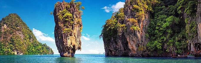 Ehabla Travel James Bond island Phuket Thailand