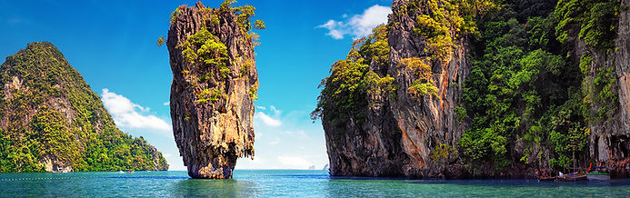 Ehabla Travel James Bond island Phuket Thailand