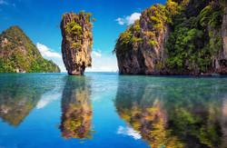 James Bond Island Phuket Thailand