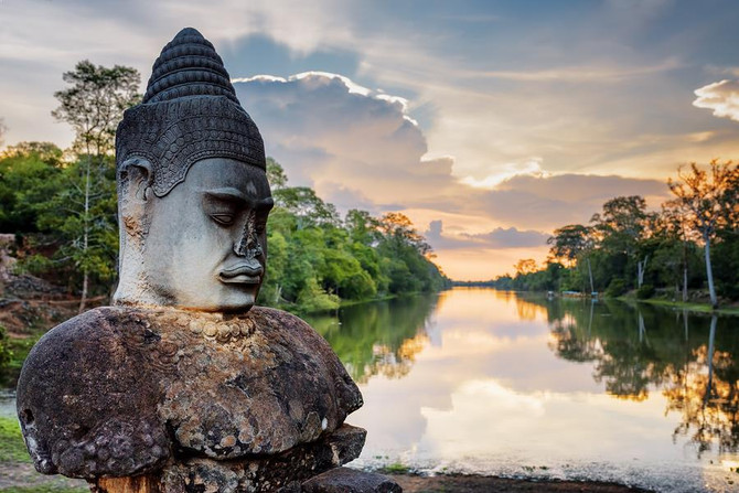 A city guide to Cambodia