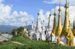 Shwe Inn Thein Inle Lake Myanmar