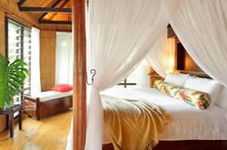 Matangi Treehouse Bedroom