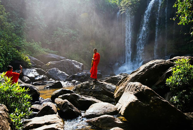 4 ways to Discover Cambodia's natural beauty