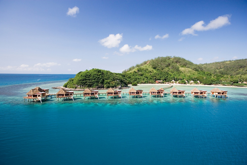Overwater Bungalows | Likuliku Resort, Fiji