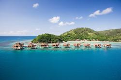 Likuliku Resort Overwater Bure