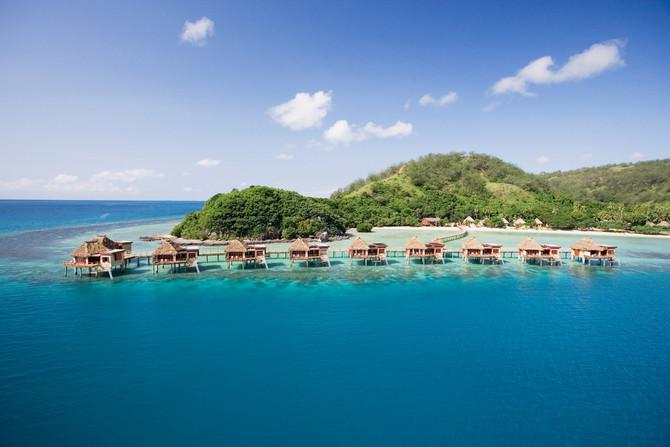 Luxury and enchantment at Likuliku Resort