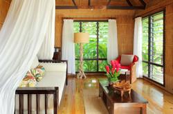 Matangi Resort Treehouse Interior