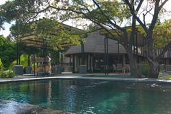 Chobe water villas pool