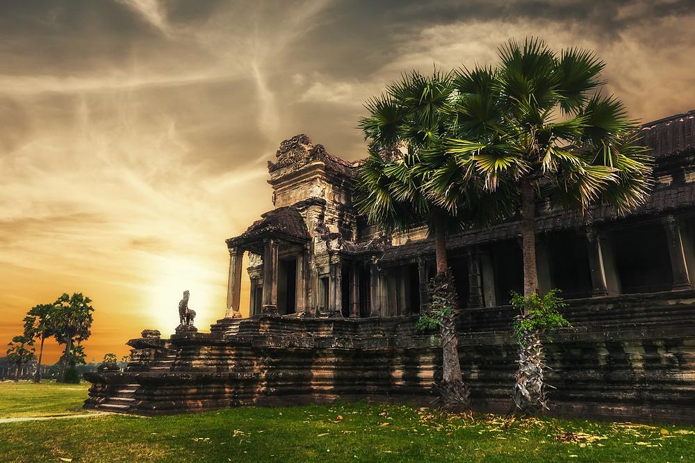Angkor Thom, Myanmar