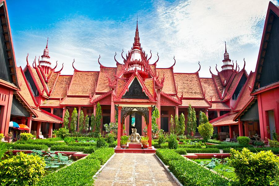 National Museum | Cambodia tour