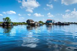Tonle Sap lake   Cambodia Tour