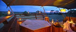 Serengeti Bushtops safari africa