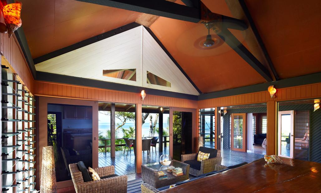 Savasi Beach House Living room