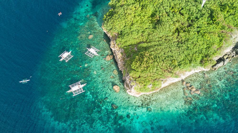 pescador island tours