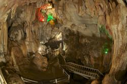 Tham Jang cave Vang Vieng Laos