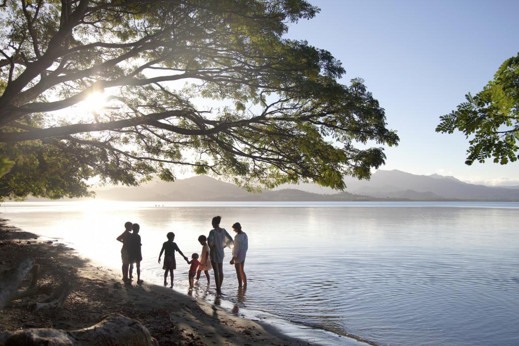 Savasi Beach Fiji Family Holidays