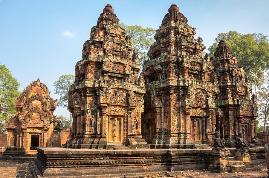 Banteay Srei | Cambodia holidays
