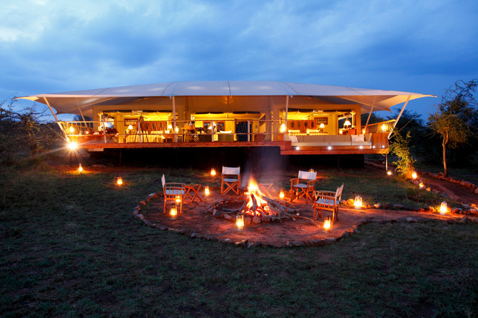 Top luxury resorts for African safari