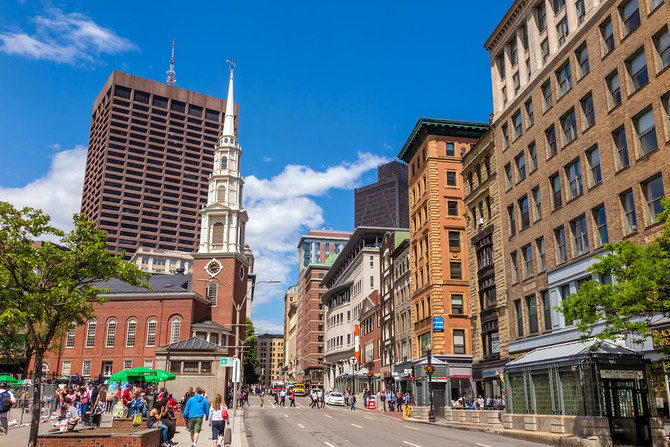5 Best Things To Do in Boston