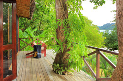 Matangi Island Resort Treehouse
