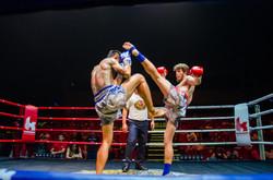 Muay Thai Fighters Bangkok Thailand